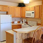 Kitchen1 150x150 MONTANA   Lake Condominiums at Big Sky