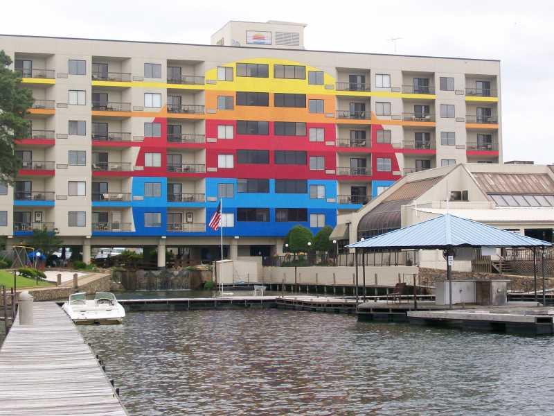 sunbay resort hot springs arkansas july condo vacation. Black Bedroom Furniture Sets. Home Design Ideas