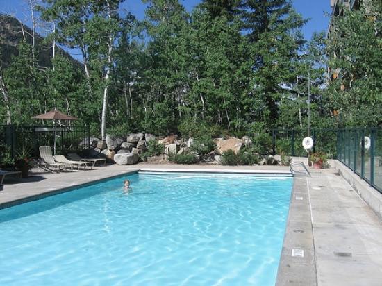 Iron Blosam Lodge At Snowbird Pool Mountain Condo Rentals