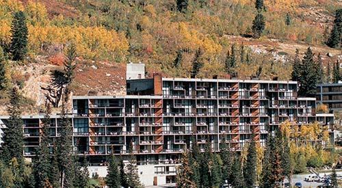 Iron Blosam Lodge At Snowbird Mountain Condo Rentals
